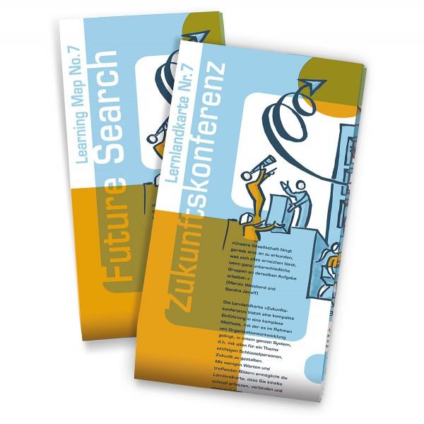 Neuland Lernlandkarte Nr.07 Zukunftskonferenz