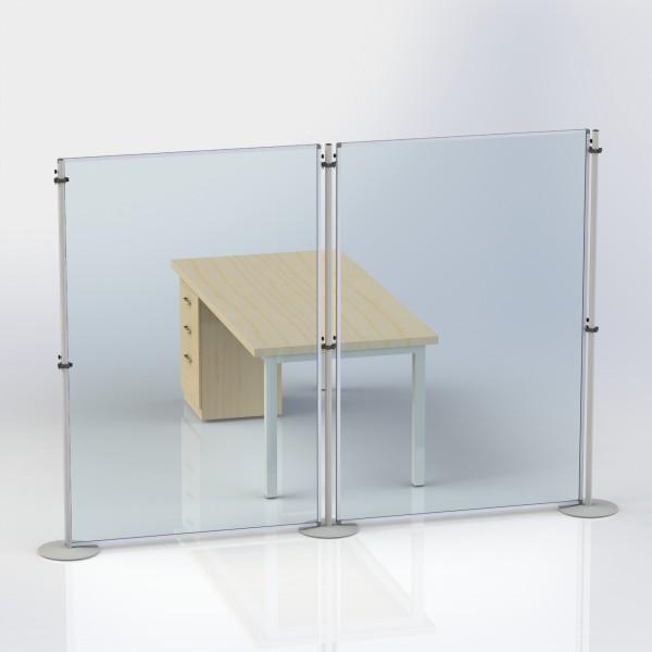 Carto Funktionswand, glasklar