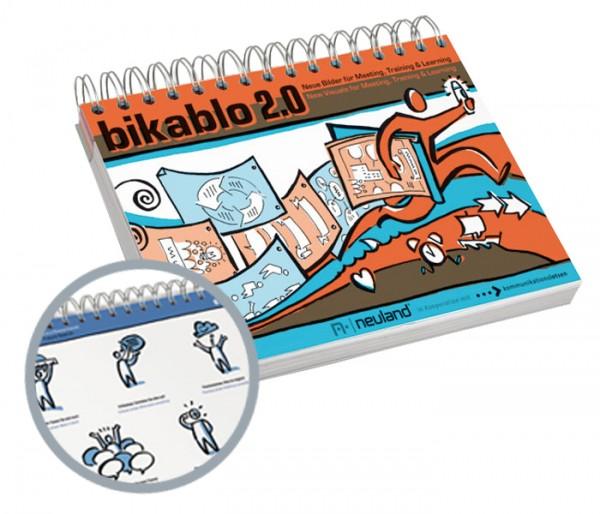 Neuland bikablo® 2.0 (Bilder-Karten-Block)