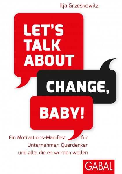 Let's talk about change, baby!