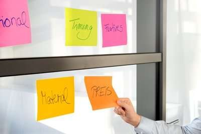 Post-it® Super Sticky Meeting Notes