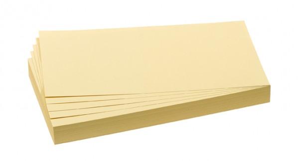 "Franken Rechteckkarten (20,5 x 9,5 cm ""Standard"")"