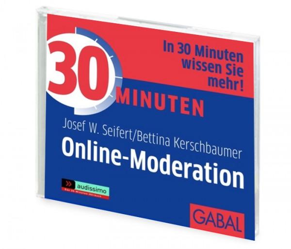 30 Minuten Online-Moderation - Das Hörbuch