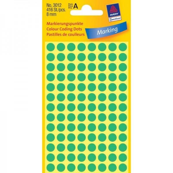 Markierungspunkte 8 mm, 416 Stück