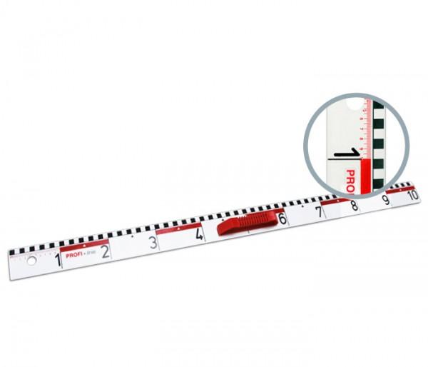 Wissner PROFI-Linie: Lineal 100 cm