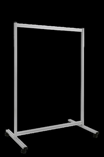 Legamaster ECONOMY Trennwand transparent