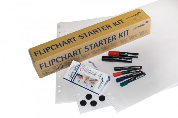 Legamaster Zubehörset Flipchart Starter Kit