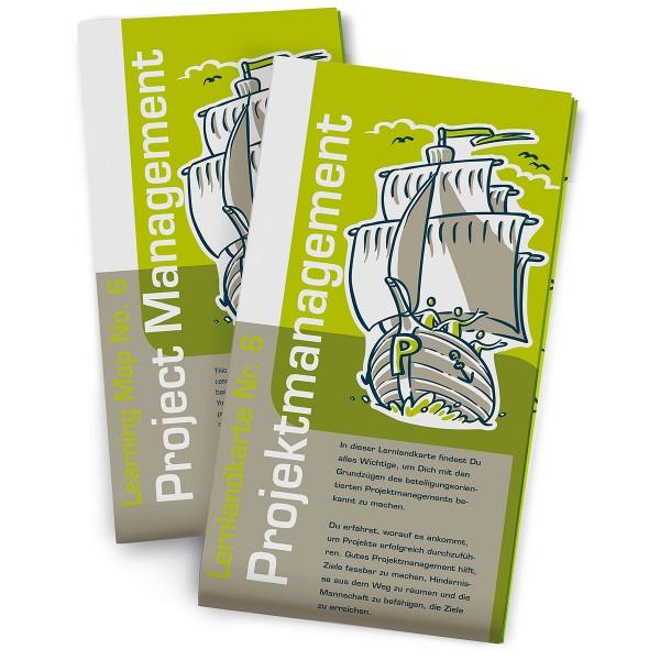 Neuland Lernlandkarte Nr.06 Projektmanagement