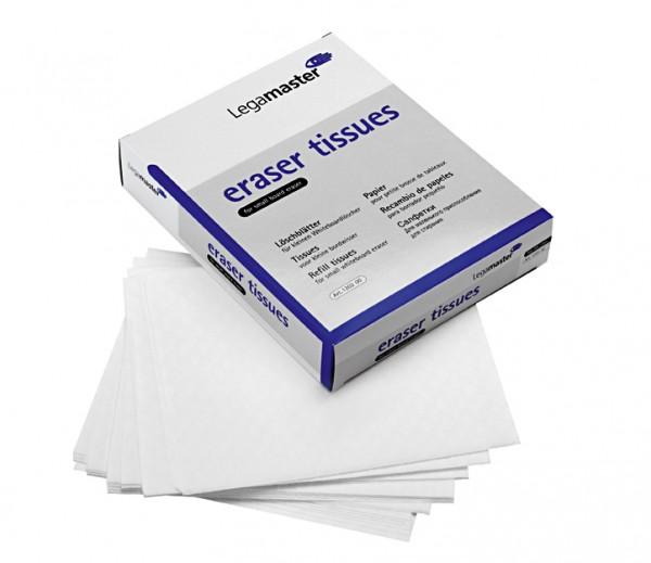 Legamaster Löschpapier für kleinen Whiteboard-Löscher