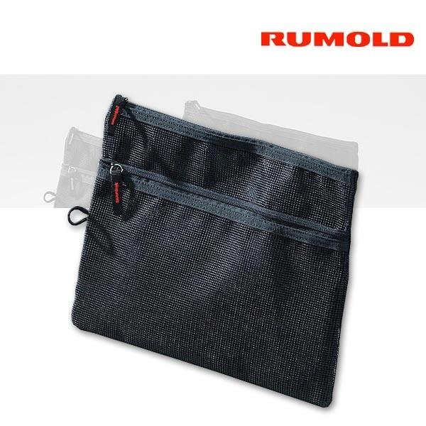 Rumold Mesh bags in black