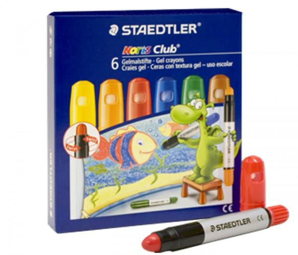 STAEDTLER Gelmalstifte - 6er Set