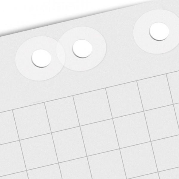 Neuland FlipChart-Papier-Lochverstärker