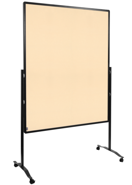Legamaster PREMIUM PLUS Moderationswand 150x120cm beige  - 001 - web_4007_716x1000