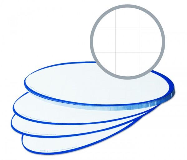 """MODERATIO Überschriften-Karten """"Oval"""""""