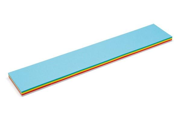 Neuland Überschriftenstreifen (kräftige Farben)